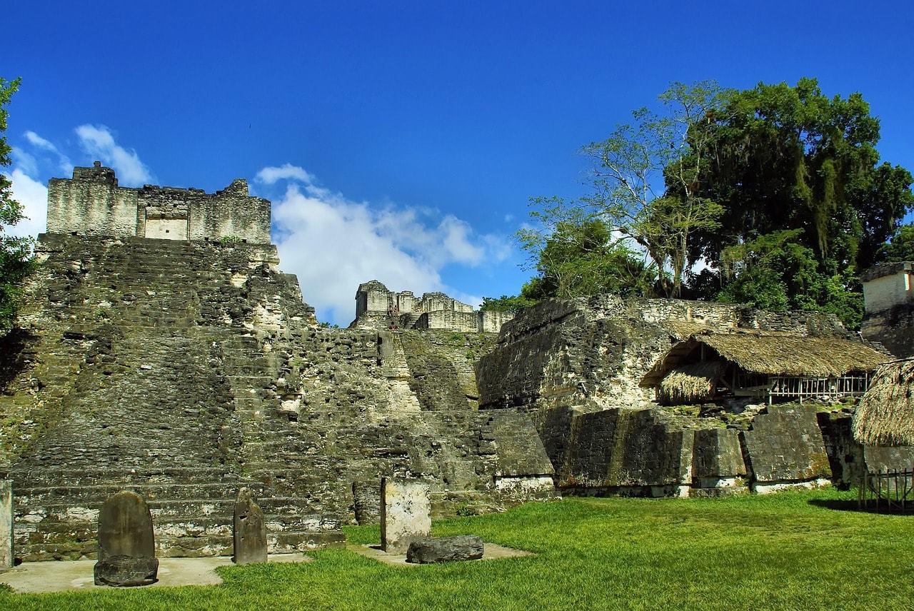 tikal guatemala - temple tikal-min