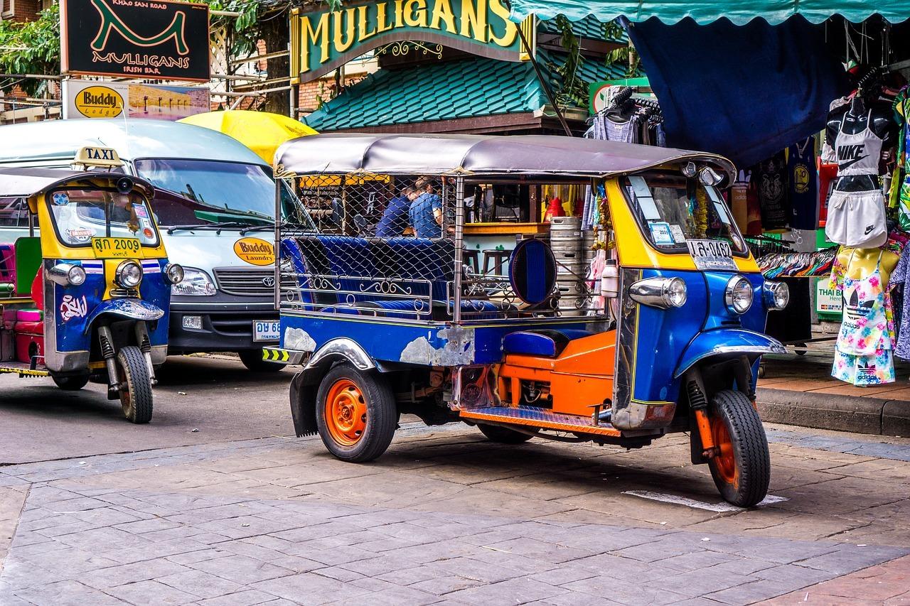 transport guatemala - tuc tuc